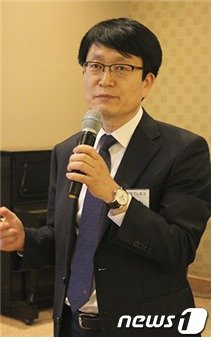 울산테크노파크 에너지기술지원단 우항수 단장.© 뉴스1