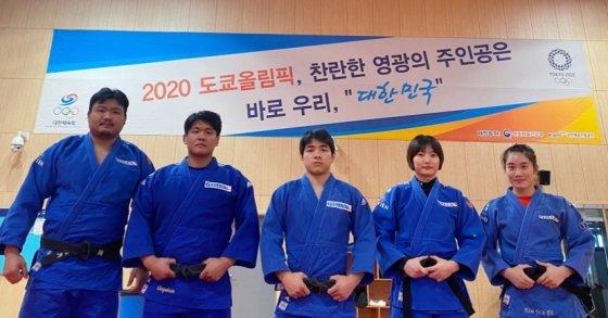 필룩스그룹 유도단, '2021 IJF 월드마스터스' 단일팀 최대 규모 출전