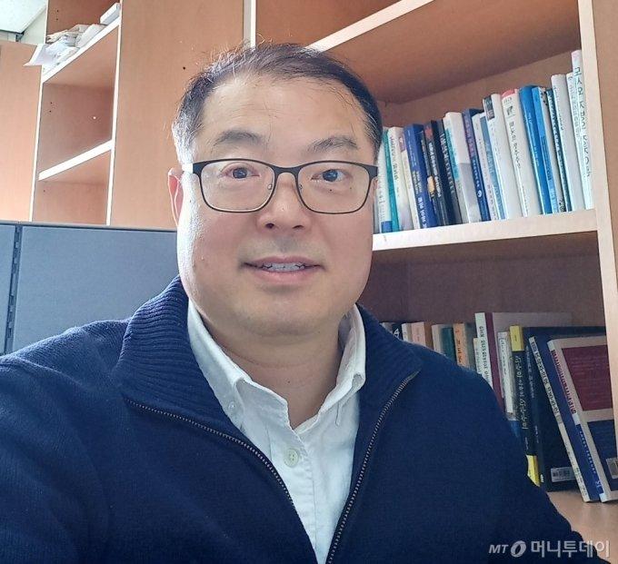 김범수 연세대 디지털사회과학센터 연구교수 / 사진제공=김범수 교수