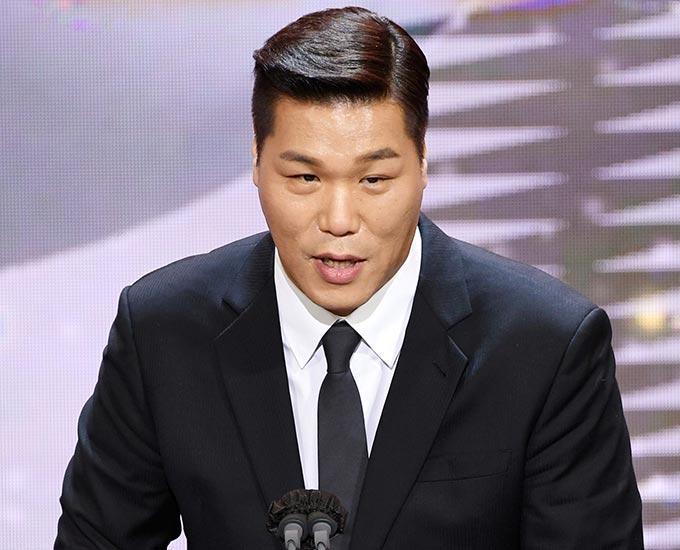 농구선수 출신 방송인 서장훈/사진제공=SBS