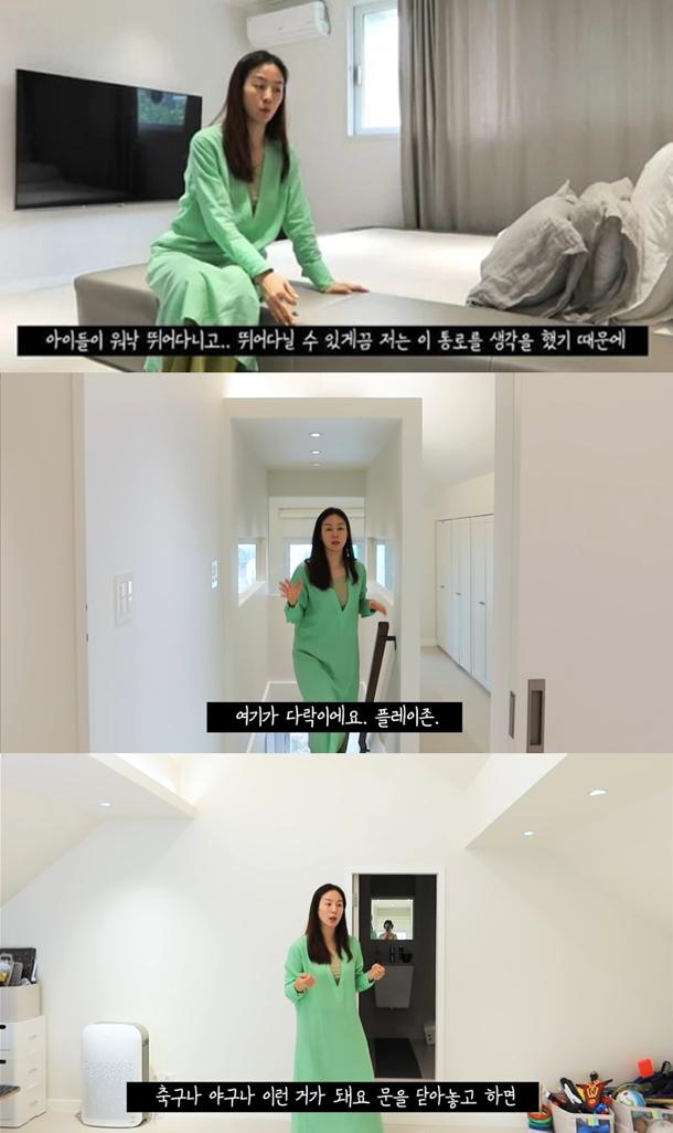 /사진=문정원 유튜브 영상 캡처