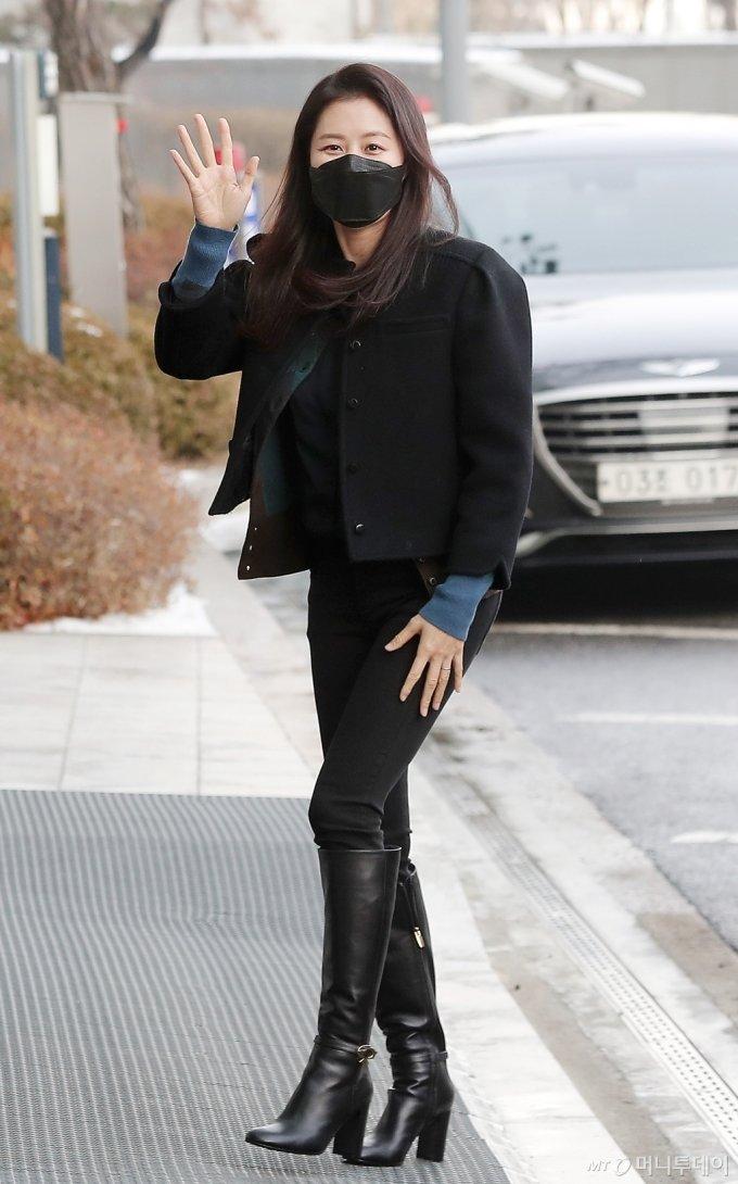 배우 문소리/사진=김창현 기자