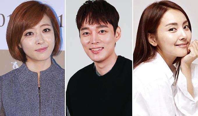 배우 심은진, 전승빈, 홍인영/사진=머니투데이 DB, 팬스타즈