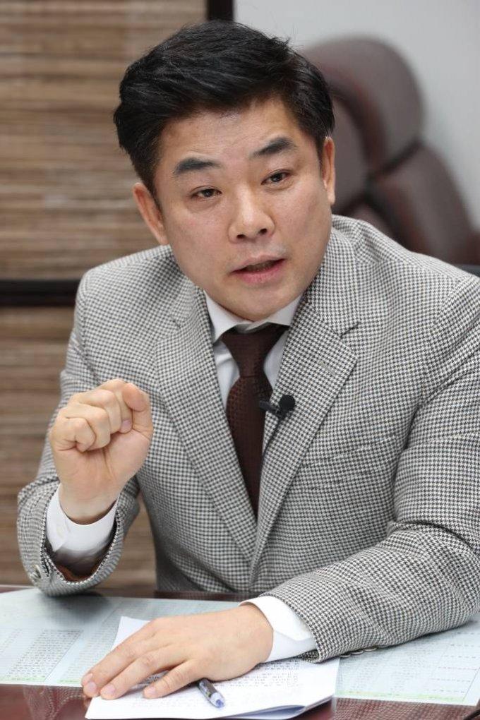 김병욱 더불어민주당 의원 인터뷰/사진=이기범 기자