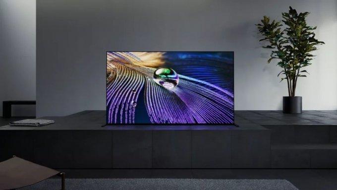 소니 2021년형 OLED TV /사진제공=소니