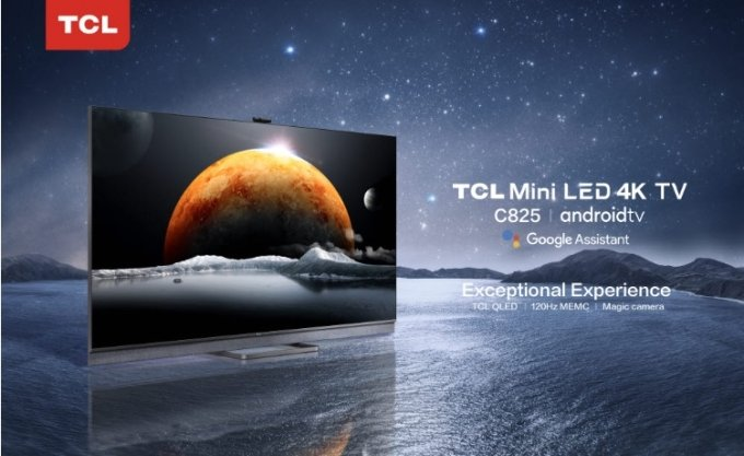 TCL의 2021년형 미니 LED TV /사진제공=TCL