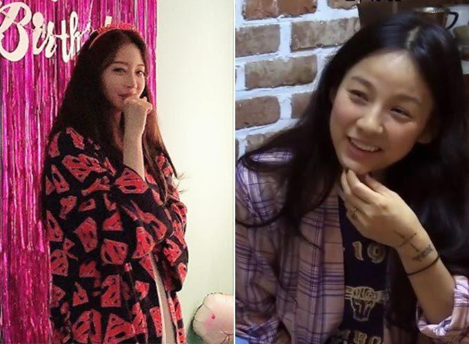 배우 한예슬, 가수 이효리/사진=한예슬 인스타그램, JTBC '효리네 민박2' 방송 화면 캡처