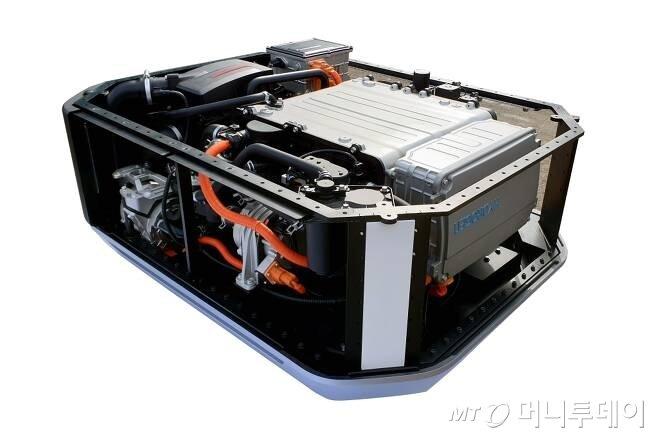수소연료전지 시스템/사진=현대차