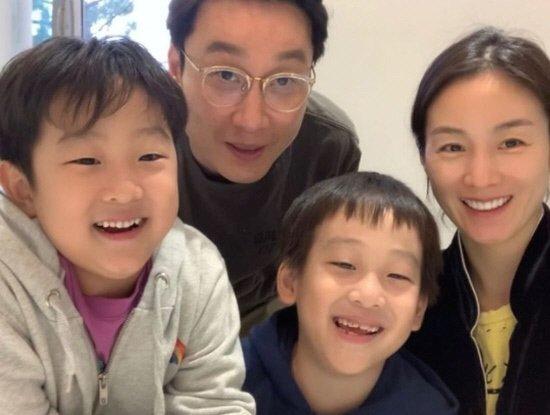 이휘재-문정원 부부 가족 / 문정원 인스타그램