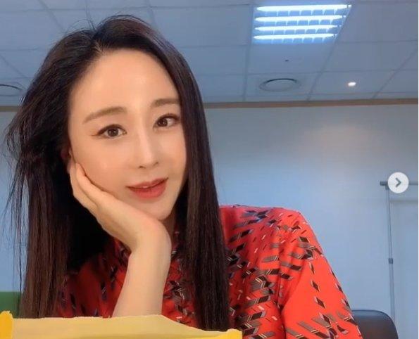 배우 함소원 인스타그램 갈무리 © 뉴스1