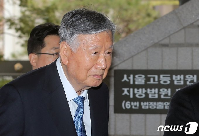 이중근 부영그룹 회장. 2020.1.22/뉴스1 © News1 구윤성 기자