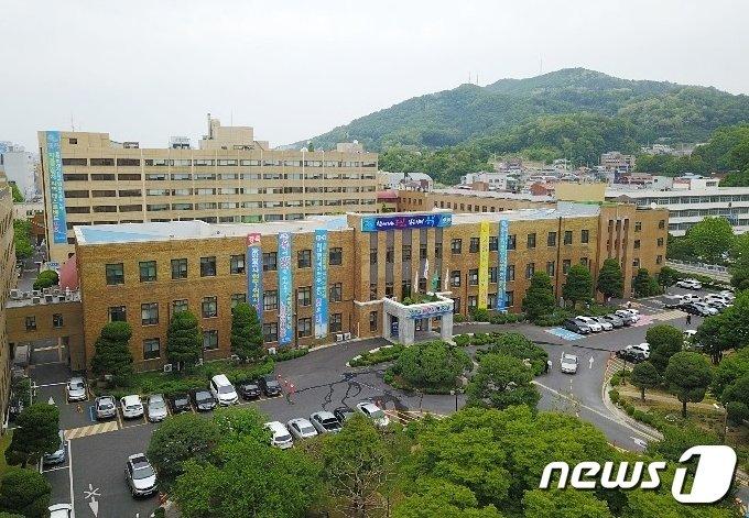 충북도청. © 뉴스1