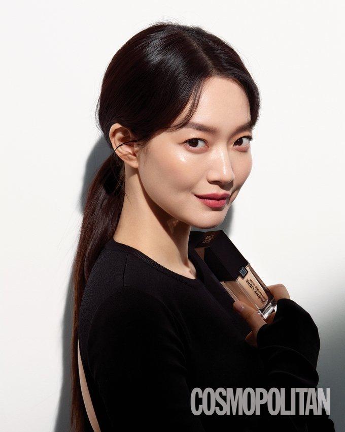 배우 신민아/사진제공=코스모폴리탄