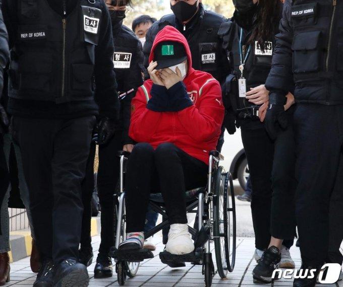 8살 딸 살해 후 극단적 선택을 시도한 40대 여성 A씨 /뉴스1 © News1 김진환 기자