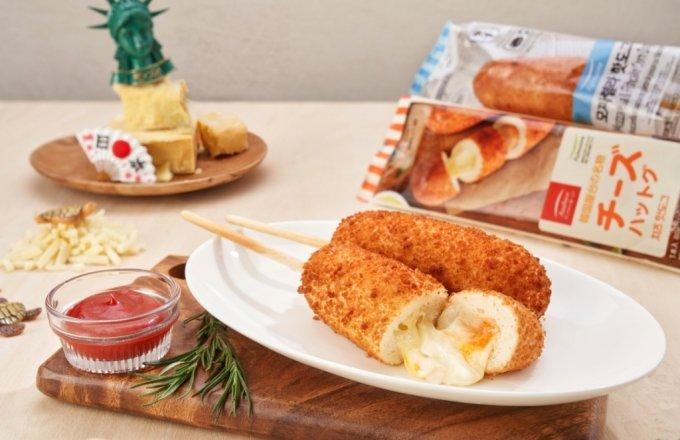 '한국식 치즈 핫도그'에 열광하는 美·日…풀무원, 1000만개 수출