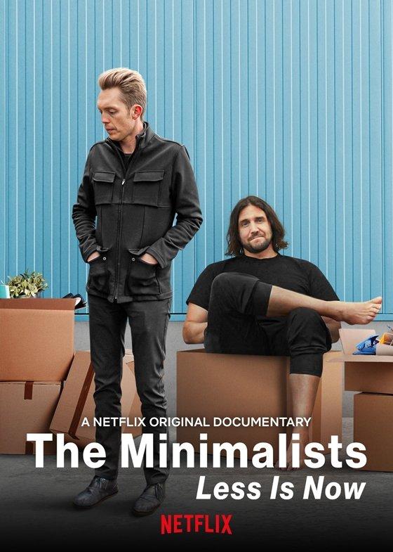 다큐멘터리 ''미니멀리즘:비우는 사람들의 이야기', 사진제공=넷플릭스