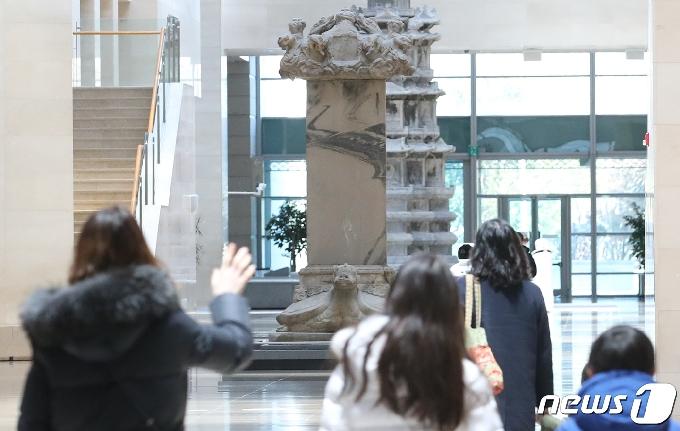 [사진] 반갑다 국립중앙박물관
