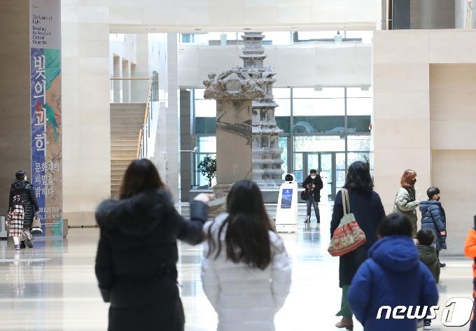 [사진] 다시 만나는 국립중앙박물관