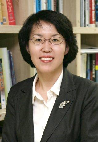임혜숙 국가과학기술연구회 이사장/사진=청와대