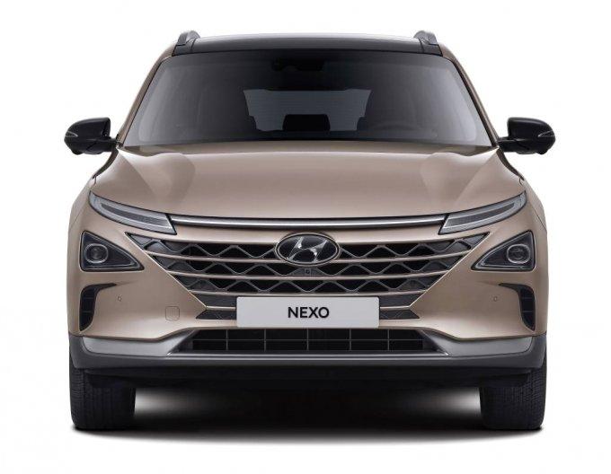 현대자동차는 18일 안전과 편의성을 강화한 수소전기차 '2021 넥쏘'를 출시하고 본격적인 판매에 돌입했다고 밝혔다. 사진은 2021넥쏘 외장 전면. /사진제공=현대차