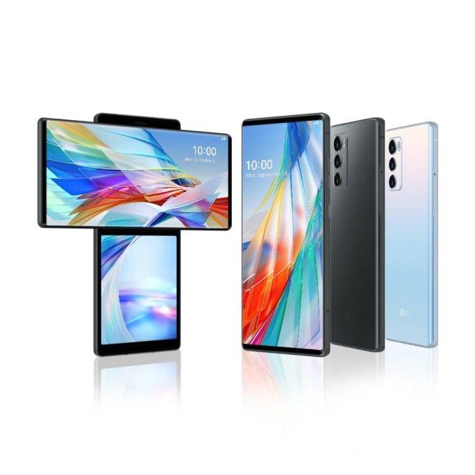 LG전자 하반기 전략 스마트폰 LG 윙 / 사진제공=LG전자