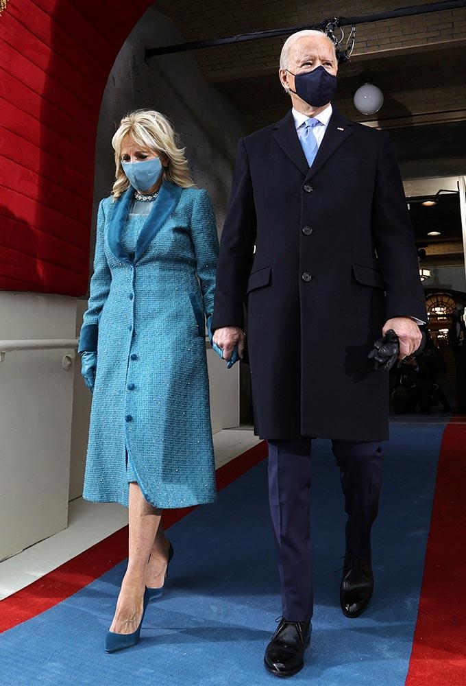 조 바이든 미국 대통령과 그의 부인 질 바이든 여사/사진=Reuters/뉴스1