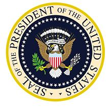 /사진=미국 정부 공식 인장