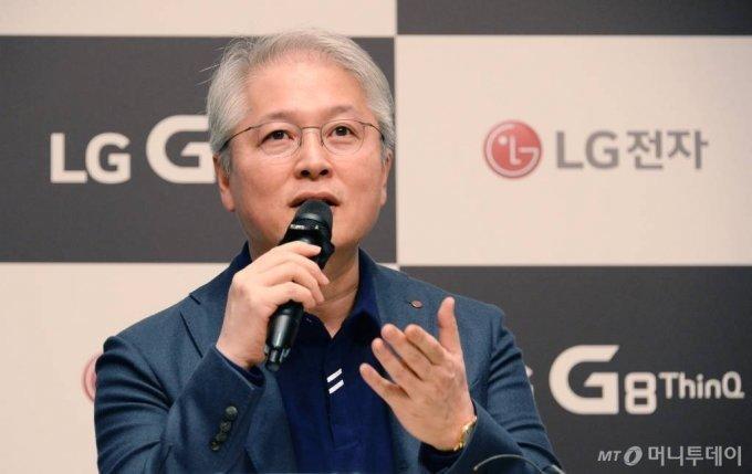 권봉석 LG전자 사장/사진=LG전자