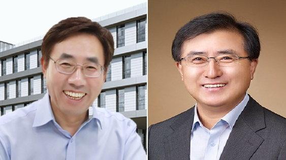 나영돈 한국고용정보원 원장(왼쪽) 및 강순희 근로복지공단 이사장./사진제공=각 기관