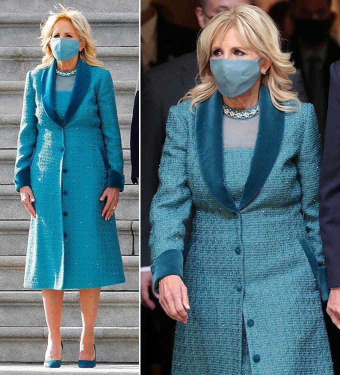 미국 조 바이든 대통령의 부인인 질 바이든 여사/사진=Reuters/뉴스1