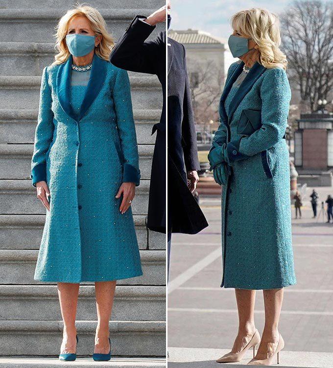 조 바이든 미국 대통령의 부인 질 바이든 여사/사진=Reuters/뉴스1