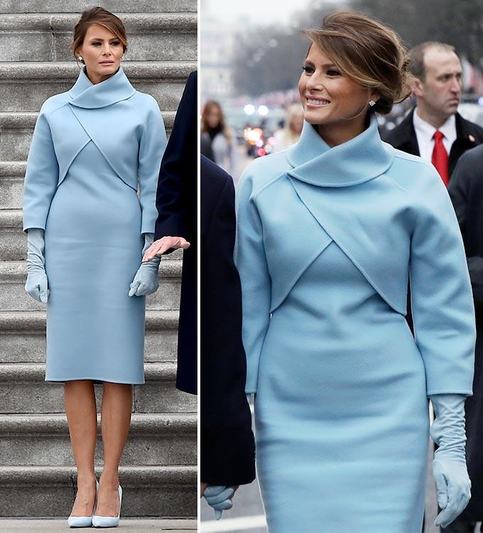도널드 트럼프 전 미국 대통령의 부인 멜라니아 트럼프 여사/사진=AFP/뉴스1