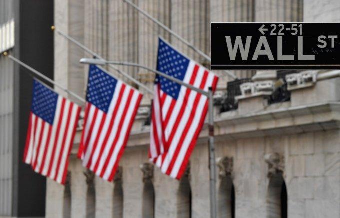 미국 월스트리트 /사진=AFP