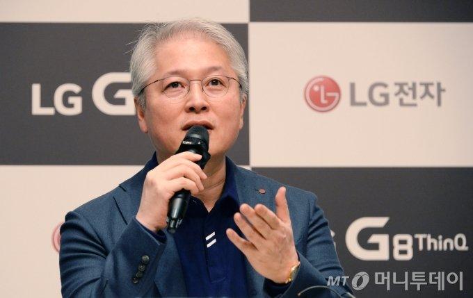 권봉석 LG전자 CEO(사장) / 사진제공=LG전자