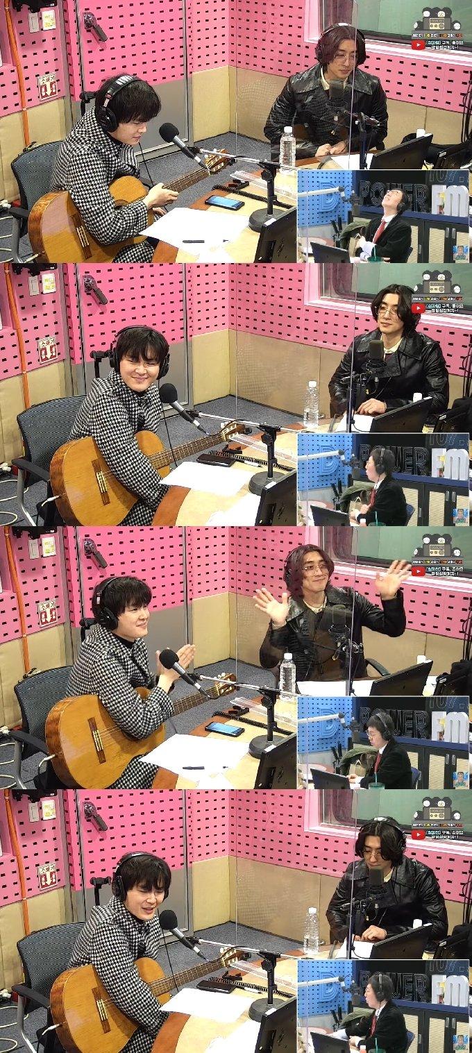 잔나비/SBS 라디오 방송 갈무리 © 뉴스1