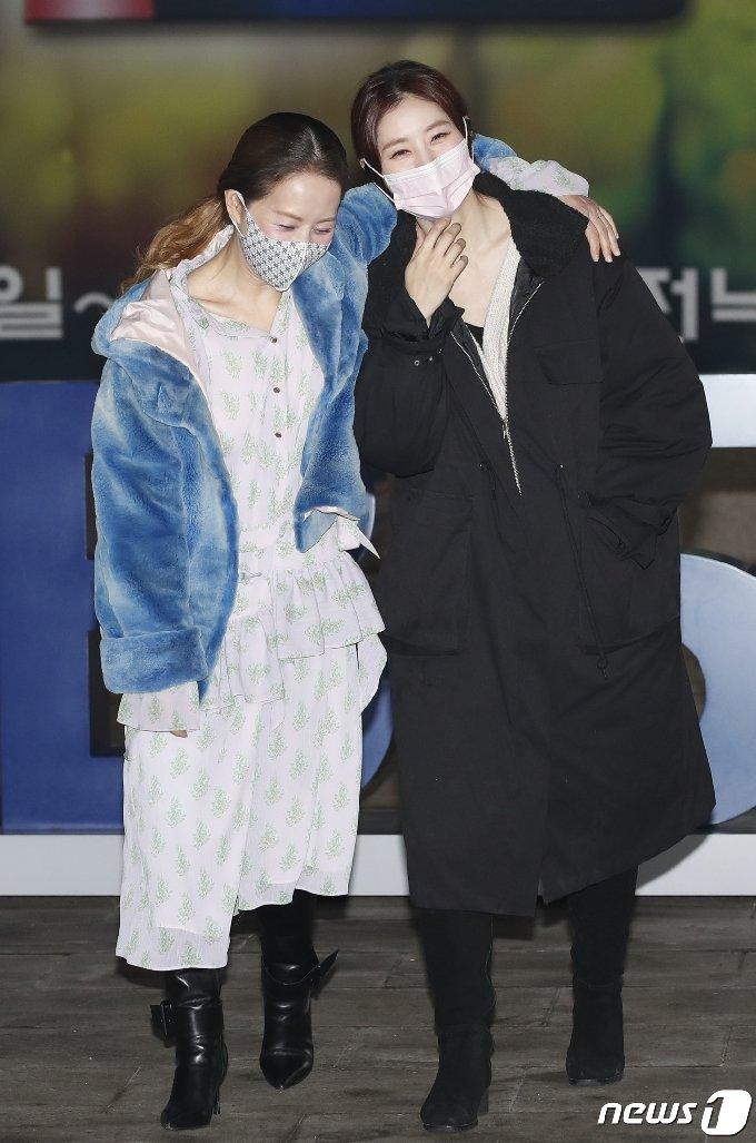 [사진] 서정희-서동주 '친자매 같은 모녀'