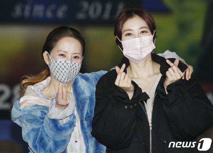 [사진] 서정희- 서동주 모녀 '우월한 DNA '