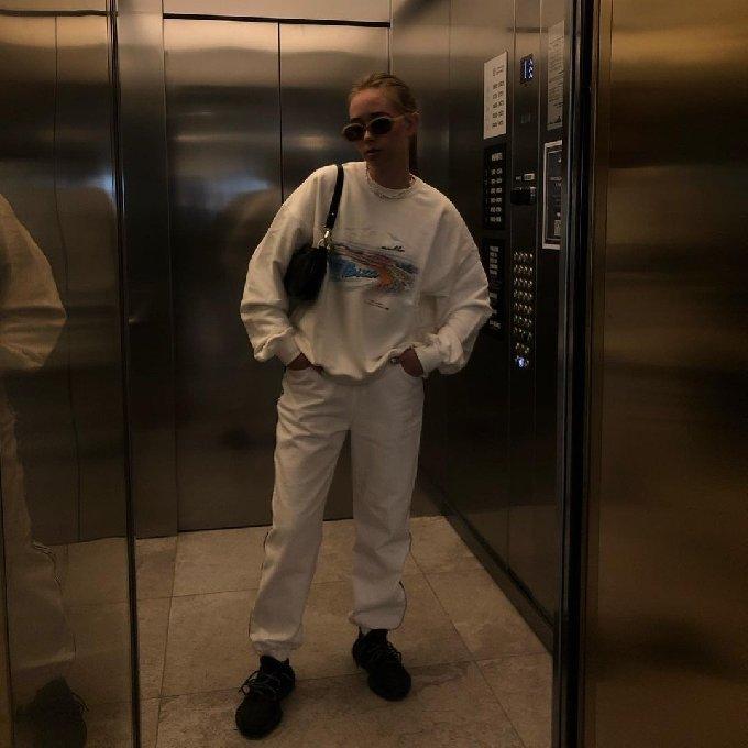 블라디미르 푸틴 러시아 대통령의 숨겨진 딸로 알려진 엘리자베타. (인스타그램 갈무리) © 뉴스1