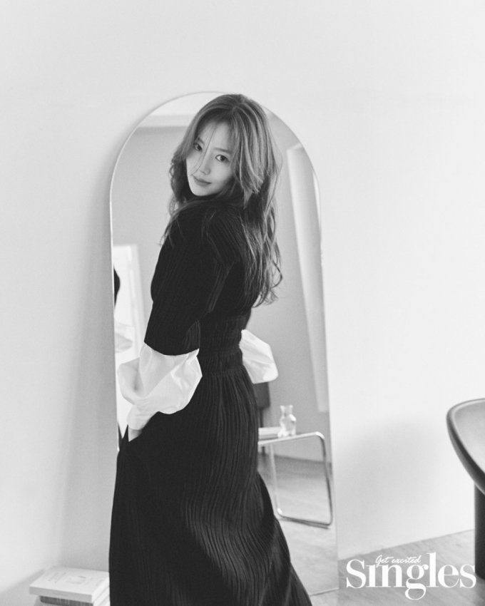 배우 문채원/사진제공=싱글즈