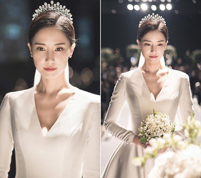 배우 공현주의 전 소속사가 공개했던 결혼식 당시 사진/사진=젤리피쉬엔터테인먼트