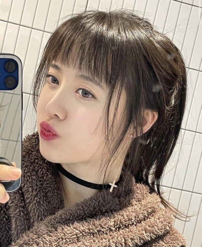 구혜선 인스타그램 캡처