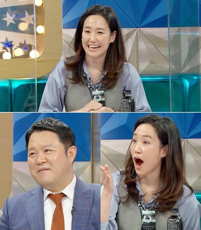 방송인 강주은/사진제공=MBC '라디오스타'