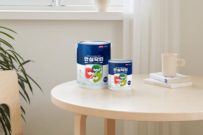 삼화페인트, '안심닥터' 출시 기념 안심생활 이벤트