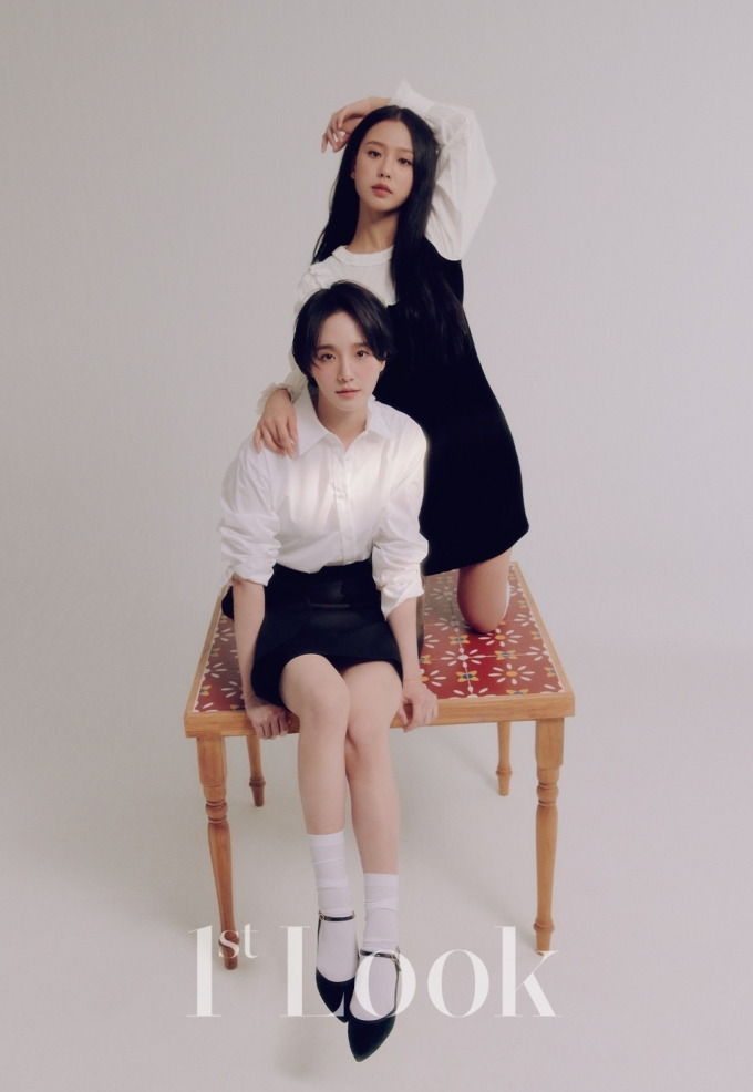 배우 고민시 박규영/사진제공=퍼스트룩