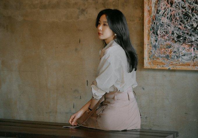 배우 이청아/ 사진제공=킹스랜드 © 뉴스1