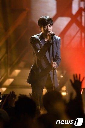 Mnet '쇼미더머니3' 출연 당시 아이언의 모습.(Mnet 제공) 2014.9.4/뉴스1 © News1 권현진 기자