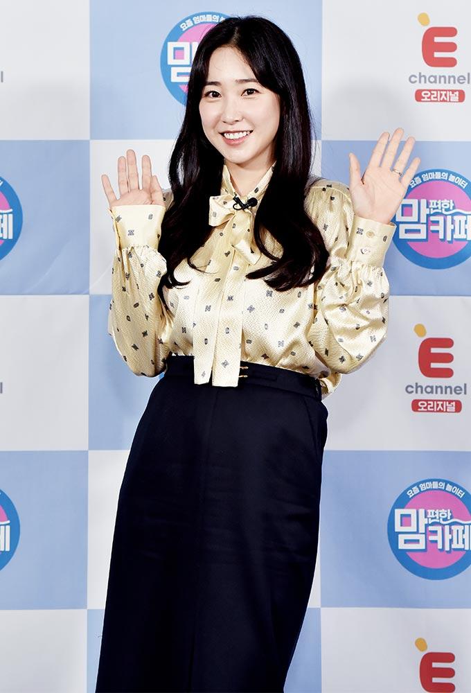 방송인 최희/사진제공=티캐스트 E채널