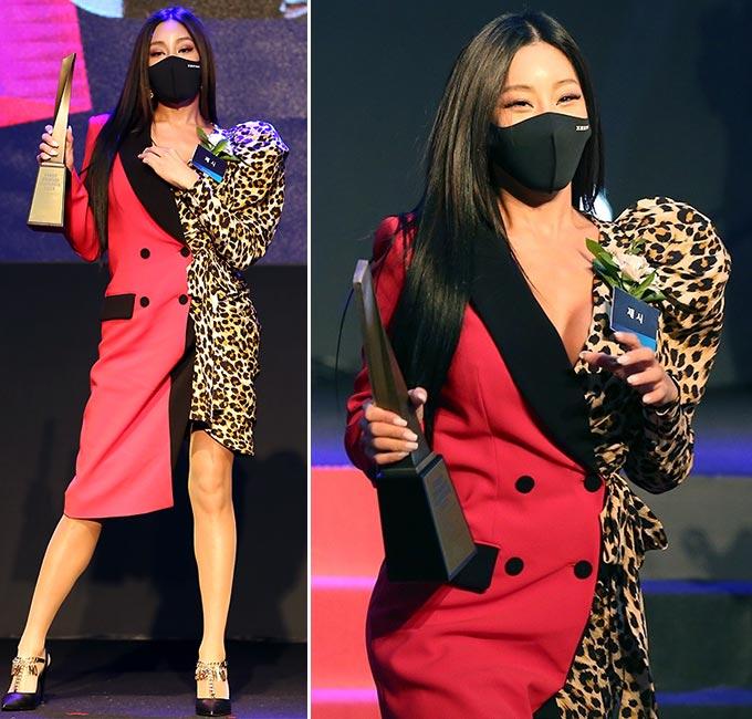 가수 제시/사진제공=한국소비자포럼