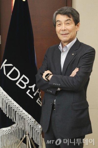 머투초대석 이동걸 KDB산업은행 회장 인터뷰 / 사진=이기범 기자 leekb@