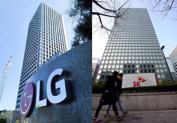 """""""남 좋은 일 시킨다"""" 총리 작심발언 후…LG-SK 고위급 나서나"""